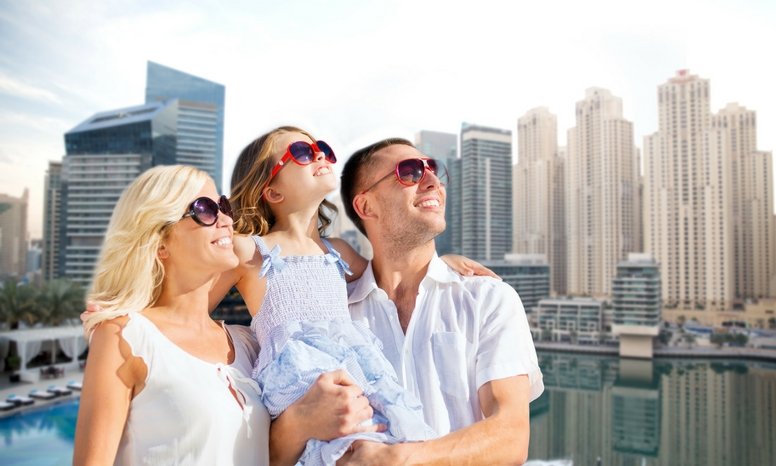 DISCOVER DUBAI WITH A LUXURY FAMILY STAYCATION