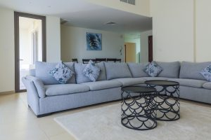 Cozy 2 Bed Apartment in the Walk, JBR