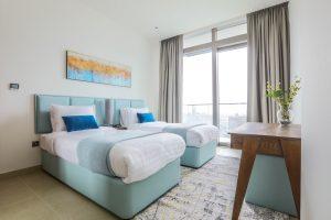 Splendid 3 bedrooms Apartment in Marina Gate 2