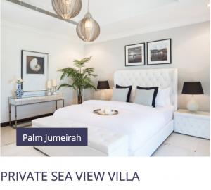 PRIVATE SEA VIEW VILLA